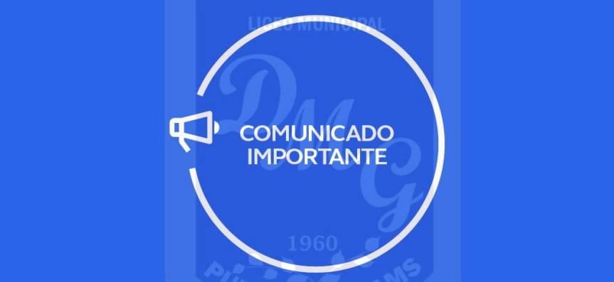 Comunicado N°2  de marzo 2021. Proceso seguro paso apaso